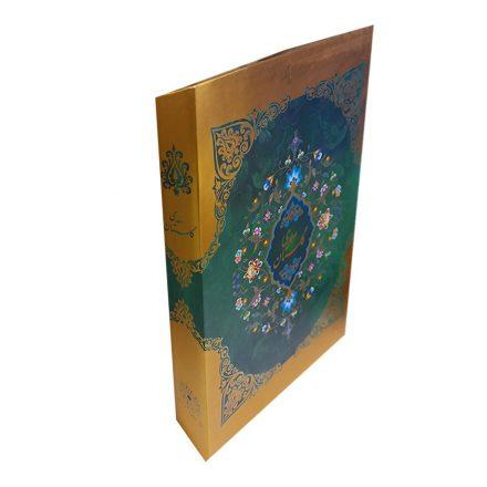 کتاب گلستان سعدی قابدار-نفیس